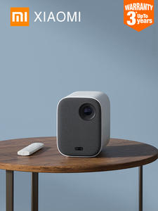 Global Version Xiaomi Smart Compact Projector 1080P HDR10 Android TV 9.0 Auto-Focusing