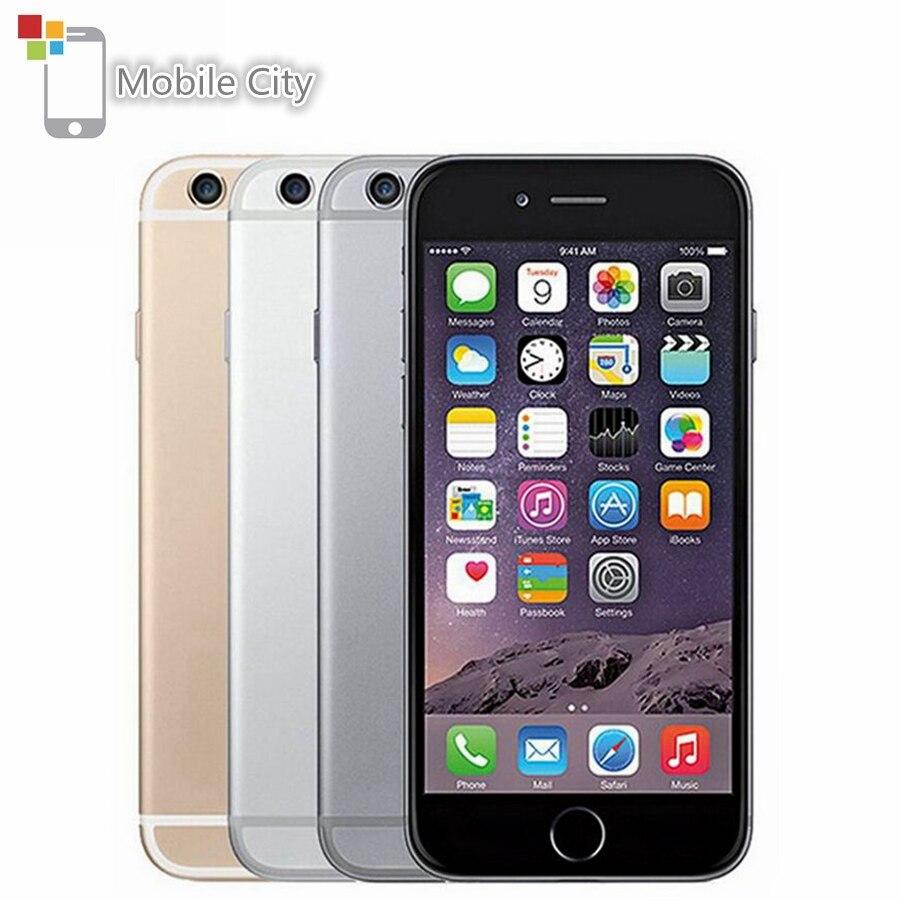 Sbloccato Originale di Apple Iphone 6 6 1 Gb di Ram 16/64/128 Gb Rom Ios Dual Core 4.7 pollici Ips 4G Lte Mobile Smartphone Os Utilizzato IPhone6 - 2