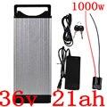 36В 500 Вт 1000 Вт Батарея для электрического велосипеда 36В 20ah комплект литий-ионных батарей 36В 15ач 20ач 25ач батарея для велосипеда Bafang/8FUN BBS01