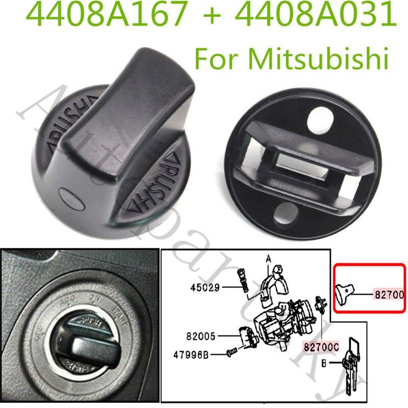 [จาก USA TO USA] กุญแจเริ่มต้นลูกบิด & ใส่ฐานสวิทช์ 4408A167 4408A031 สำหรับ Mitsubishi Lancer/outlander Repair Part-ใน ระบบสตาร์ทไม่ใช้กุญแจ จาก รถยนต์และรถจักรยานยนต์ บน title=