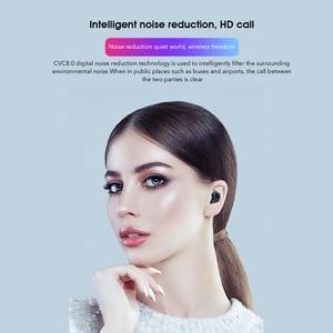 Image 3 - True Wireless Headphones Touch Bluetooth 5.0 Earphone HiFi Heavy Bass Earphones IPX7 Waterproof 3300mAh Charging Box With Mic