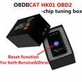 Чип-чип OBD2 Nitro OBD EcoOBD2, чип-тюнинговая коробка с разъемом NitroOBD2 Eco OBD2 для автомобиля, 15% экономия топлива, больше мощности, Прямая поставка