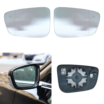 for bmw 5 series g30 g38 dry carbon fiber mirror cover for bmw g11 g12 carbon rear side view caps mirror cover m look lhd 2017 Left Right Heated Blind Spot Warning Wing Rear Mirror Glass For BMW 3 Series G20 G21 5 Series G30 G31 G32 G38 7 Series G11 G12