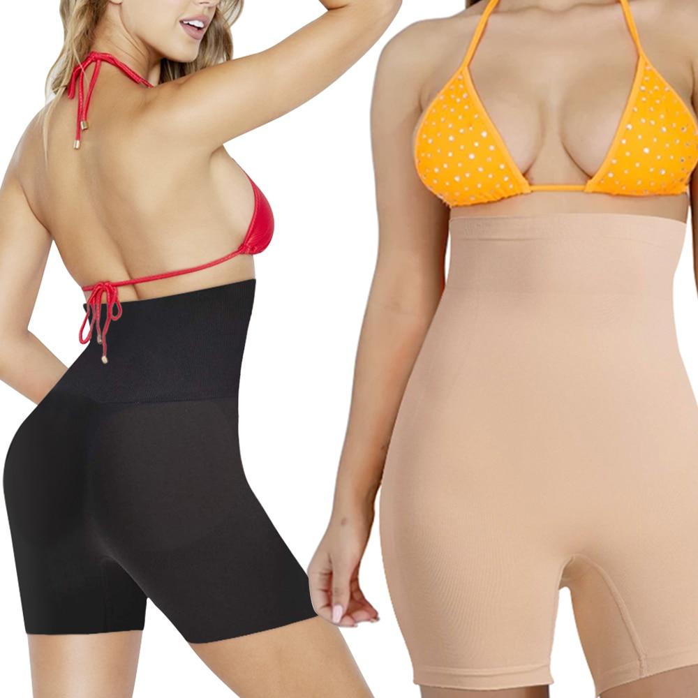 High Waist Control Panties Trainer Shaper Tummy Control Panties Hip Butt Lifter Body Slimming Underwear Modeling Strap Briefs