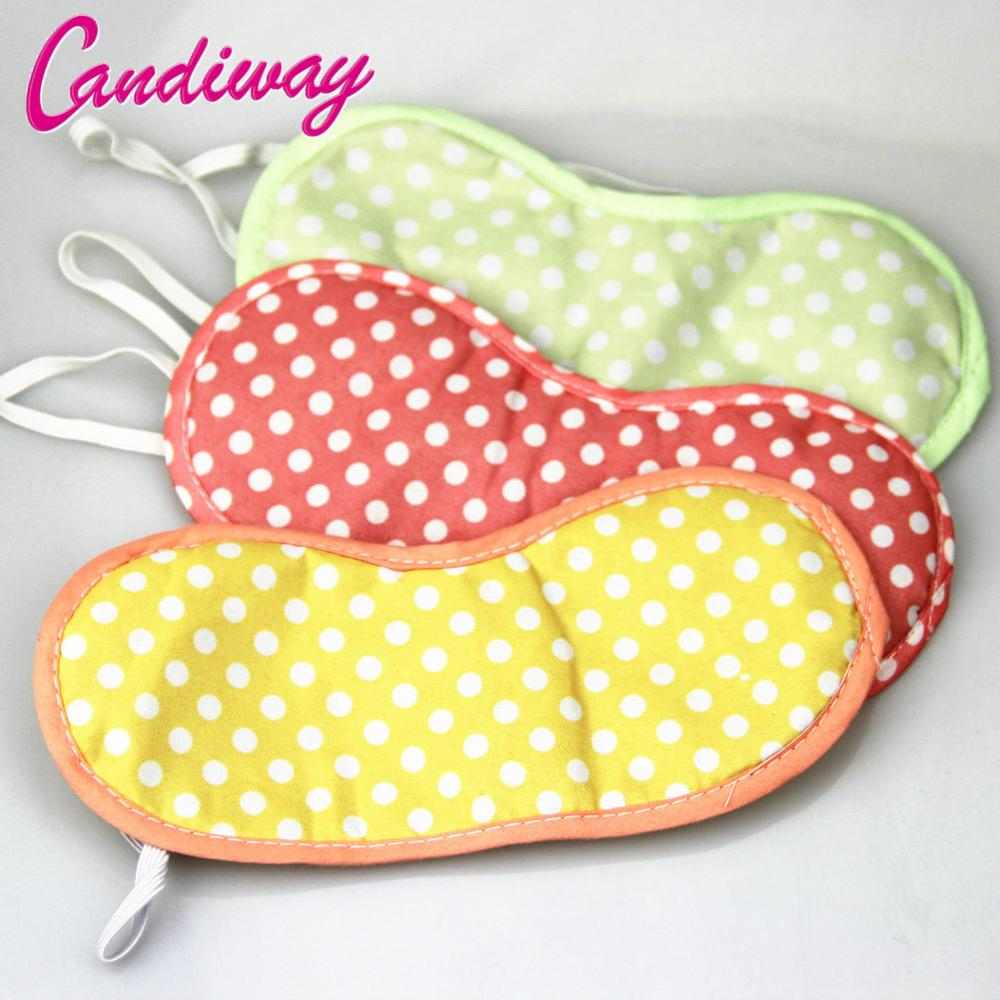Candiway Cute Small Dots Blindfold Eye Mask Fetish BDSM Party Masquerade Adult Sex Toys For Women|Adult Games| - AliExpress