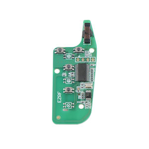 Image 5 - Yetaha 4 Buttons Remote Smart Key For Ford Fusion 2013 2014 2015 2016 N5FA08TAA 315MHz Remtekey With Chip/Battery