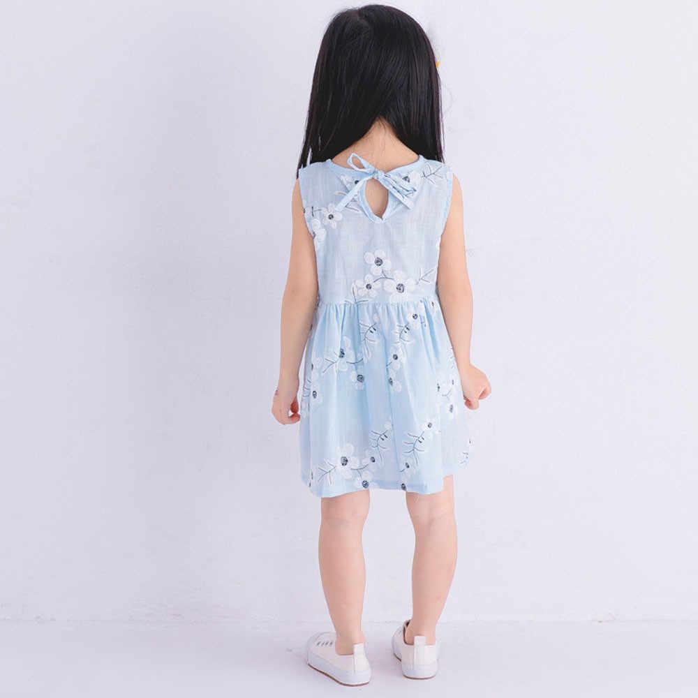 Kız yaz elbisesi 2020 Roupas çocuklar kızlar için elbiseler çocuk giysileri Vestidos kız elbise Robe Fille Roupa Infantil Menina