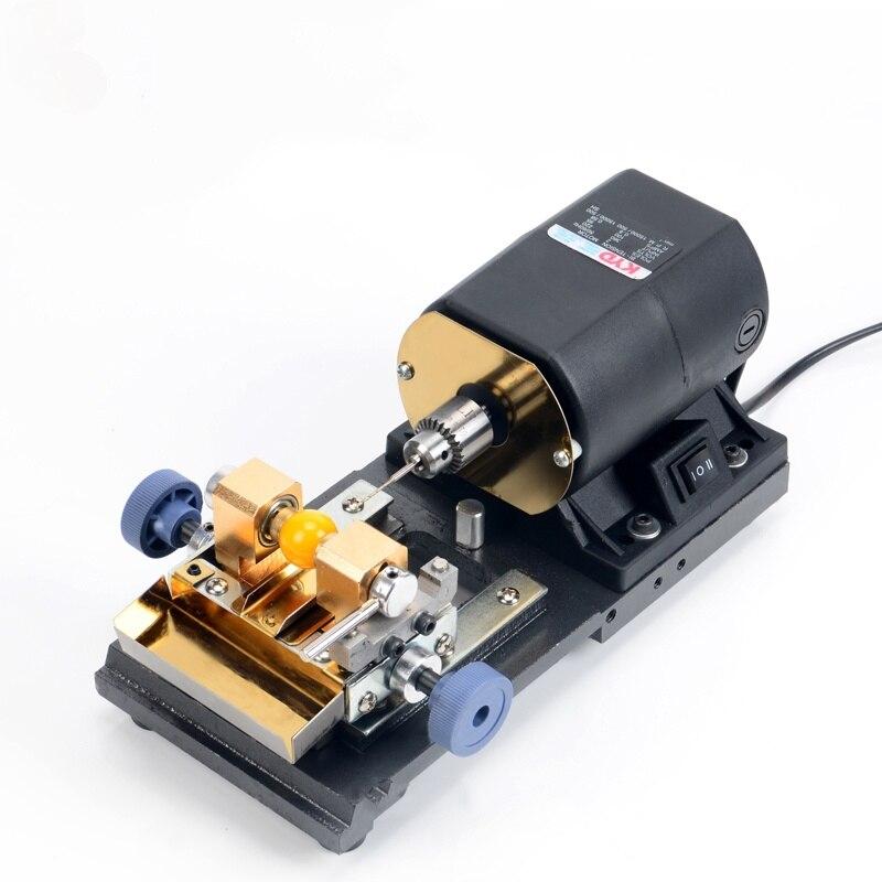 220V Bezhu Pearl Punch Machine  Small Household Electric Jade Beeswax Punch Drilling Machine Tool Equipment