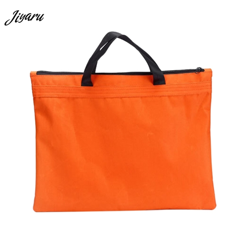Hot Sale Man Laptop Bags Portable Notebook Bags Folder Document Bags Macbook Handbags For Bussiness Briefcase Solid Color