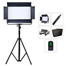 Yidoblo – lampe de Studio vidéo 70w, avec trépied A-2200IX 5500K, éclairage de photographie 95RA, contrôle DMX, pour prise de vue
