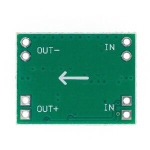 Image 2 - 100PCS MP1584EN 3A Ultra Kleine Größe DC DC Schritt Unten Liefern Modul Einstellbar power schritt unten absteigenden ausgang modul 24V 12V 9V