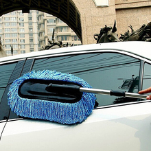 Car Cleaning Brush Microfiber Cloths Car Windows Wash Maintenance Tools Care Glass Towel Duster Auto Accessories Supplies Stuff
