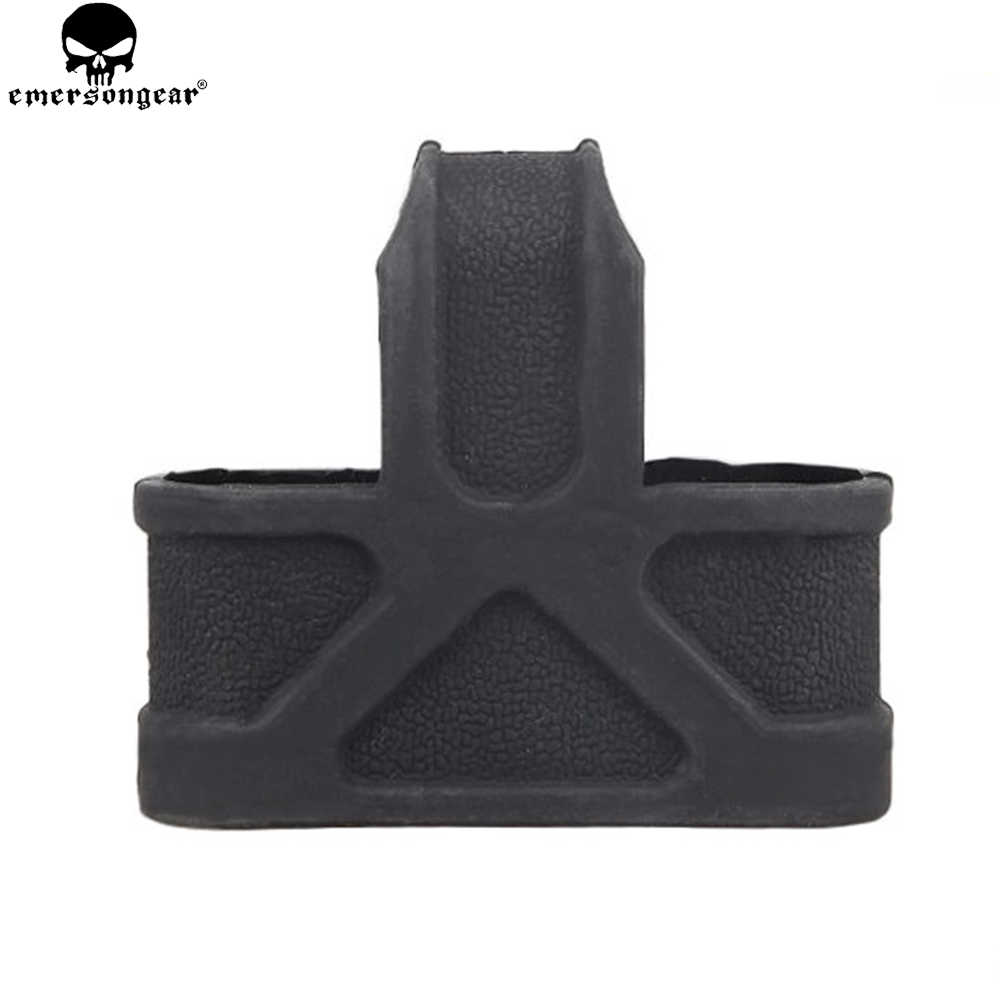 Emersongear Magazine Assist 5.56Mm Navo Cage Fast Mag Rubber Loops Voor Airsoft M4/M16 Hungting Accessoires