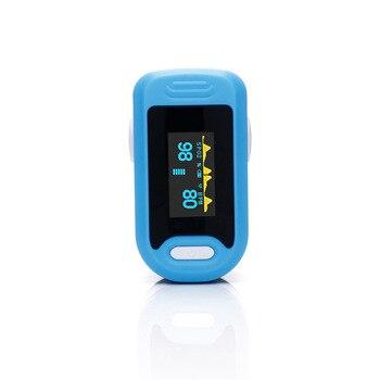Medical Fingertip Pulse Oximeter Household Blood Oxygen Saturation Meter Finger SPO2 PR Monitor Health Care
