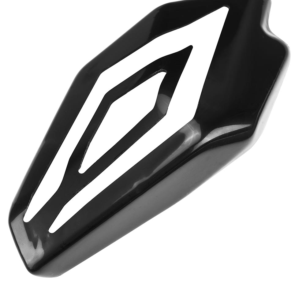 Noblik para T-MAX Tmax 530 2012-2016 Cubierta de la Luz de Se?al de Giro Tapas de la Carcasa Trasera Negro Mate