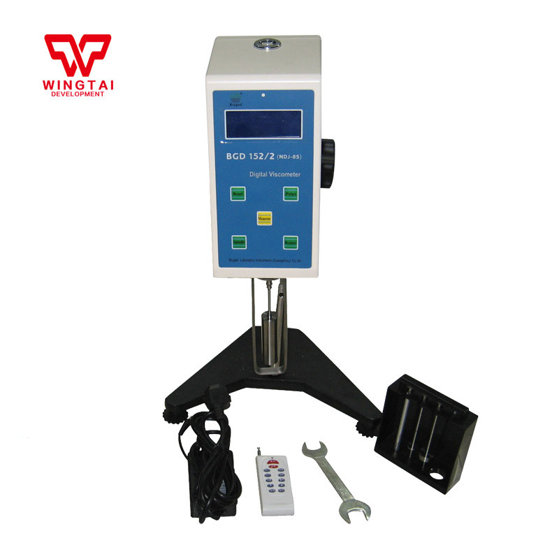 Digital Viscometer BGD152/2 Measure Range 10~2,000,000(106)mPa.s