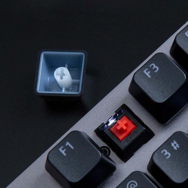 Xiaomi MIIIW 600K Mechanical Keyboard Gaming Keyboard Backlit 104Key Kailh Red Switch USB Wired Keyboard Mouse & Pad Set 6