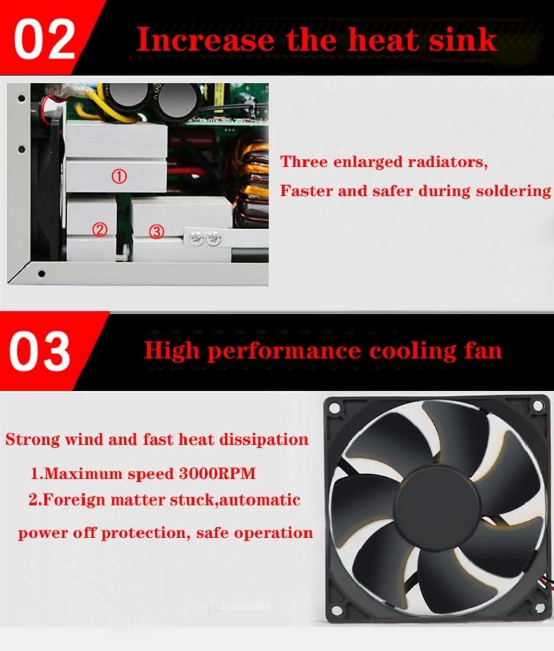Image 5 - 220V 250A High Quality cheap and portable welder Inverter Welding Machines ZX7 250Arc Welders   - AliExpress