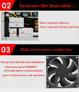 Image 5 - 220V 250A High Quality cheap and portable welder Inverter Welding Machines ZX7 250