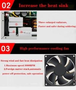 Image 4 - FREIES VERSCHIFFEN 220V 250A Hohe Qualität günstige und tragbare schweißer Inverter Schweißen Maschinen ZX7 250