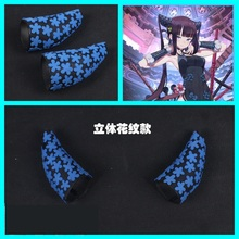 Headwear Props Costume Hairpin Devil-Horn Cosplay Halloween The Concubine FGO Imperial