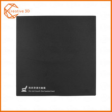 3D Printer Part 235*235mm Frosted Heated Bed Hot Bed Platform Sticker With 3M Backing For Ender3 3D Printer Part(China)