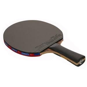 Image 4 - LOKI 6 yıldız profesyonel masa tenisi raketi abanoz karbon masa tenisi raketi hızlı saldırı Ping Pong raket ark Ping Pong raketleri