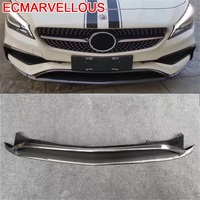 Molding Accessories Car Modification Bumper Guard Protector Parachoques Auto Styling Mouldings 17 FOR Mercedes Benz CLA Class