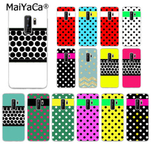 MaiYaCa colorful Wave Point DIY Luxury High-end Protector Case for Samsung S8 Plus S9 S7 edge S6edge plus