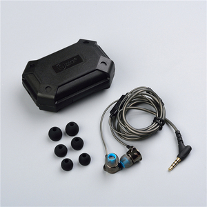 Image 5 - QKZ DM7 Speciale Editie Kopfhörer Metall Stereo Ear In ear Headset Gebaut in Mic HiFi Schwere Bass 3,5mm Ohrhörer HD HiFi