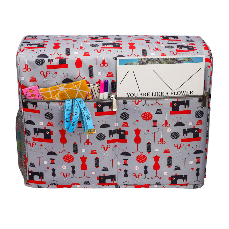 Sewing Machine Cover Protective Dust Case Bag (6)