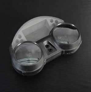 Image 4 - Tacho Fall Kilometerzähler Gauge Instrument Meter Halter Abdeckung Tachometer Gehäuse Box für Kawasaki ZX14R ZZR1400 ZX 14R 2006 2011