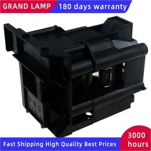 Image 3 - DT01471 lampe De Rechange avec boîtier pour HITACHI CP WU8460 CP WX8265 CP X8170 HCP D767U Projecteurs Happybate