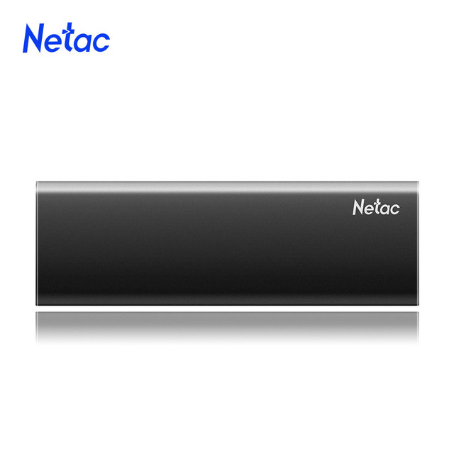 Netac External SSD 250GB 500GB 1TB 2TB Portable SSD Solid State Drive USB 3.1 Type C Gen 2 Hard Drive Disk For Laptop PC 3