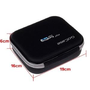 Image 5 - Waterdichte Sport Actie Camera Tas Voor Gopro Hero 9 8 7 6 5 4 3 SJ4000 Sj6000 SJ8 Xiaoyi 4K Osmo Action Case Voor Reizen Opslag