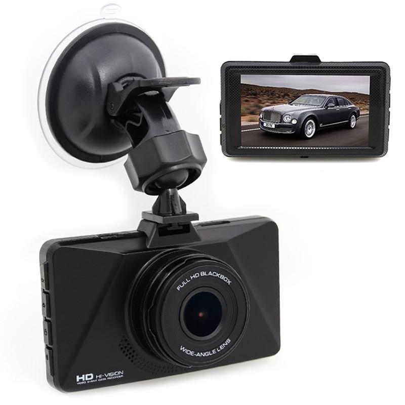 Ainina 3 inch IPS Screen 1080P Car Dashcam Night vision Car Dvr camera recorder