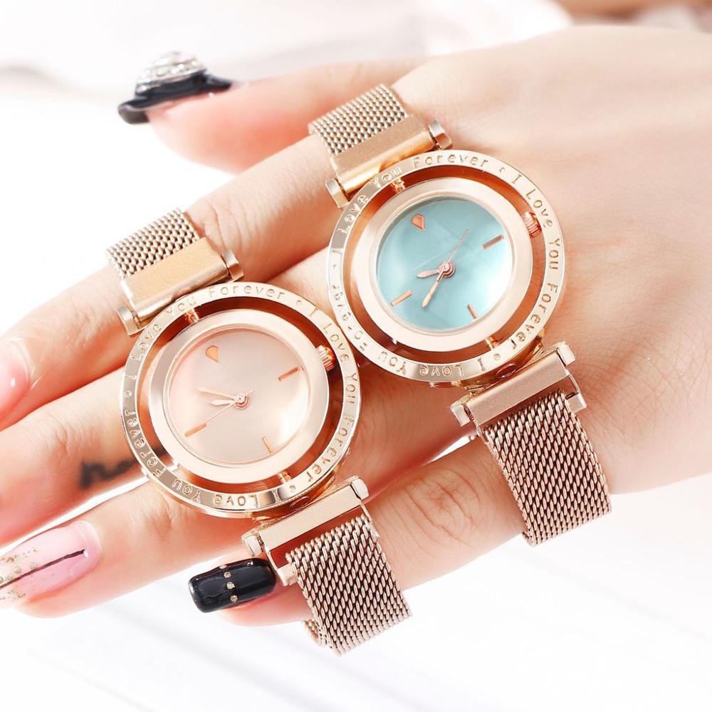 Hot Luxury Women Watch Bracelet Quartz Ladies Watches Female Lady Fashion Reloj Mujer Clock Wristwatch Montre Femme Bayan #W