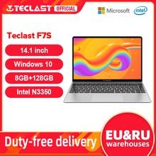 Ноутбук Teclast F7S, 14,1 дюйма, 1920x1080, IPS, 8 + 128 ГБ, Windows 10