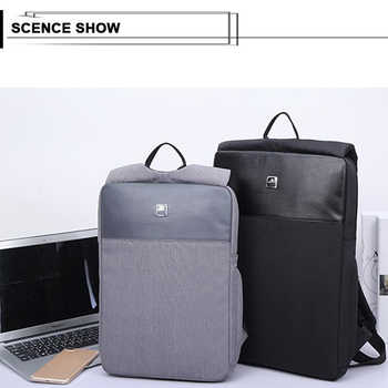2020 fashion slim backpack 14 15 inch laptop backpack waterproof ultra light ultra thin business backpack office work backpack