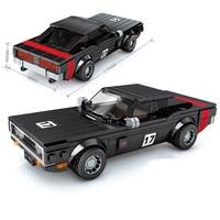 Racing Car City Speed Champions Sports Model  6
