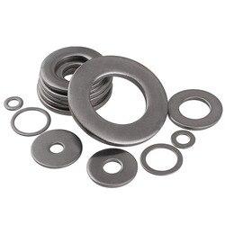 galvanized white zinc flat gasket ultra-thin washers increase gasketplus thick flat washer swelled complete 100PCS