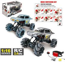 1:16 4CH Remote Control Car Stunt Car Gesture Induction Twis