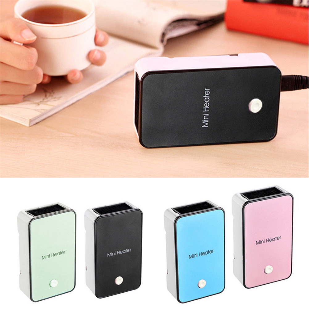 Portable Mini Electric Handy Desktop Heater With Mini Plug Radiator Warmer Machine For Hand in Winter As Seen On TV For Home