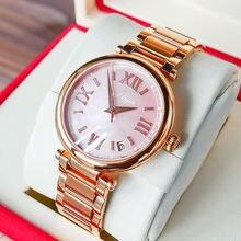 Риф Тигр/rt 2020 Топ бренд розовое золото роскошные женские