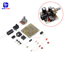 Diymore LM386 Mini Module d'amplificateur Audio Mono 5 -12V(China)