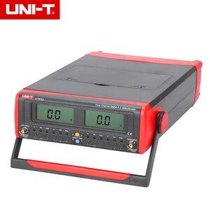 Image 4 - UNI T UT632 ثنائي القناة الرقمية التيار المتناوب ميلي فولت متر