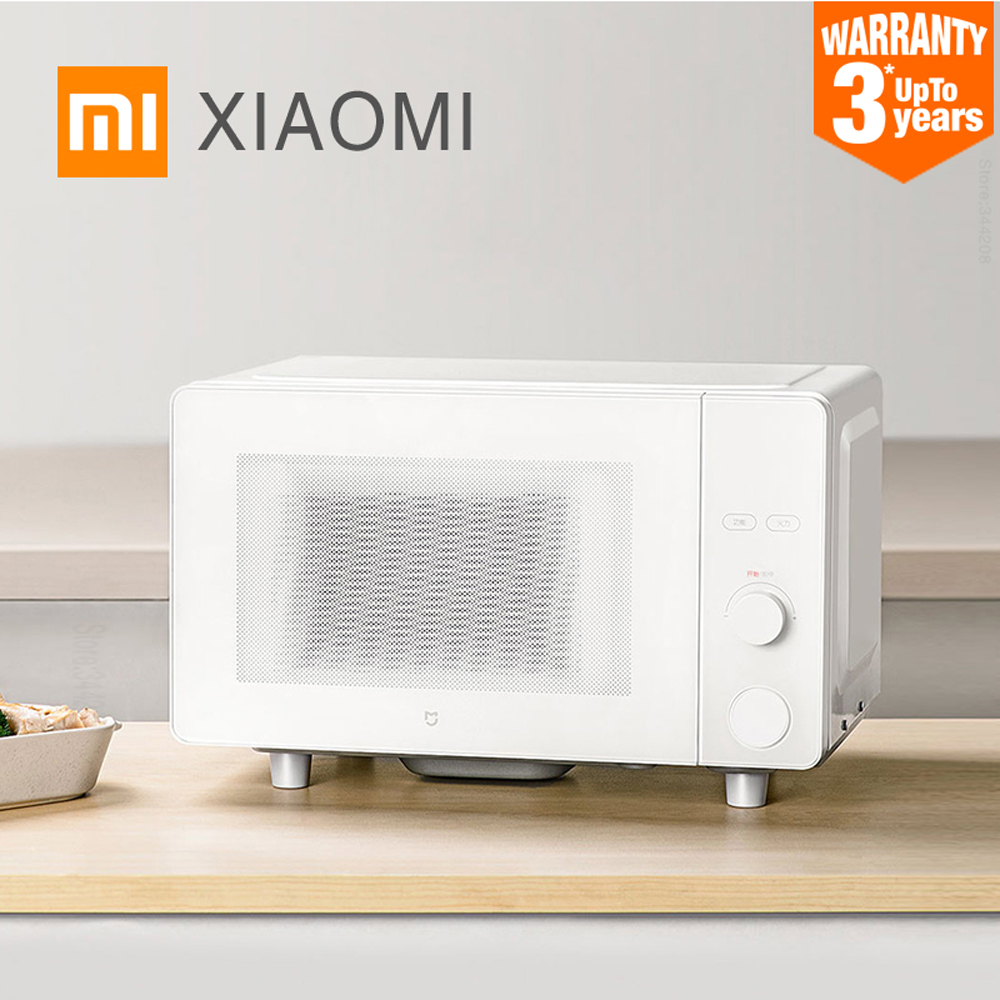 XIAOMI MIJIA Microwave Ovens 20L Pizza oven Air Grill Electric bake microwave for kitchen Appliances Intelligent WIFI control 1