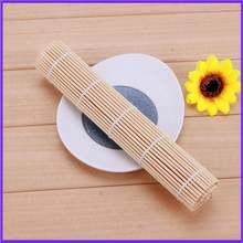 Суши инструменты ролл для суши Бамбуковый материал коврики сделай
