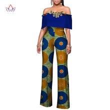 Brw женская одежда африканские Комбинезоны Женский комбинезон