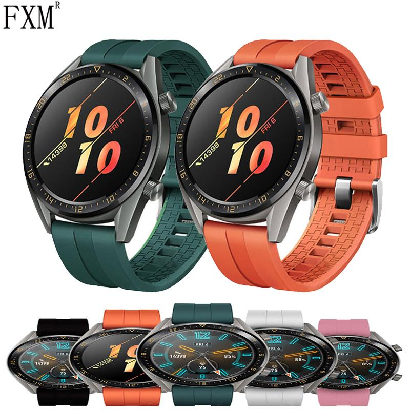<font><b>Samsung</b></font> Galaxy <font><b>Watch</b></font> 22mm 20mm <font><b>Watch</b></font> Band <font><b>46mm</b></font> Gear S3 Frontier Amazfit Gts Strap <font><b>Bracelet</b></font> <font><b>Watch</b></font> GT 2 42mm <font><b>46mm</b></font> for Huawei image
